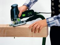 Figūrzāģis PS 300 EQ-Plus, Festool